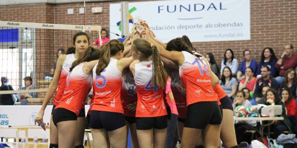 Temporada histórica 2015-2016 del Club Voleibol Alcobendas