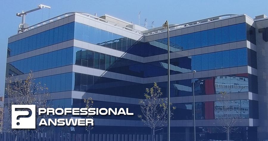 Nuevas oficinas centrales de Professional Answer en Madrid